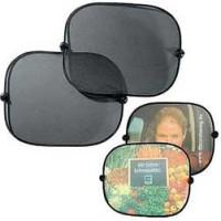 Solskærm til sideruder - sæt med 2 stk.  solskærme