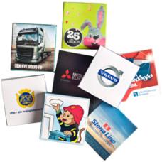Pastilæsker med logo- reklamepastiller i flotte æsker-TILBUD