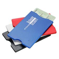 Kreditkort holder med RFID databeskyttelse