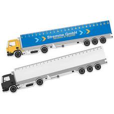 Lineal -  med tryk - lastvognslineal - trucklineal