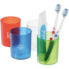Tandkrus med logo - 4 farver
