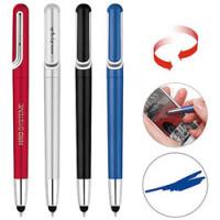 Touchpenne -- softpen med logo