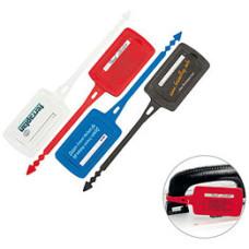 kuffertmærker - kuffertmærker med tryk  - 4 farver