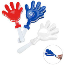 Håndlapper - supporter mini fanklapper
