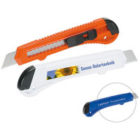 Hobby knive- kartonkniv- med tryk- 3 farver