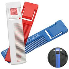 Kam - med clips til at holde den på plads i lomme