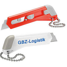 Hobby kniv e- kartonåbner - mini hobby knive med nøglekæde