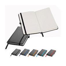 Lommebøger med tryk - notesbøger i 3 størrelser