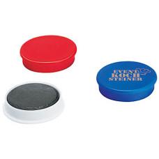 Magnet - med logo - til køleskabe og vægtavler