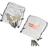 Skoposer - minirygsække - til glæde for kreative børn