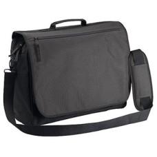 Computertaske - dokumenttaske med polstret håndtag