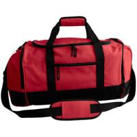 Sportstaske - weekendtaske med tryk - rejsetaske - 4 farver
