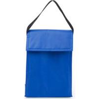 Køletaske- med tryk - køletasker med bærerem og velcroluk