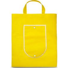 Indkøbsnet  - med tryk - folbare  non woven  bæreposer