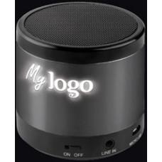Bluetooth højtaler- med logo
