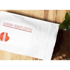 Kaffe med logo - reklamekaffe
