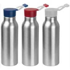 Drikkedunke  - vandflasker - med logo - elegante alu vandflasker