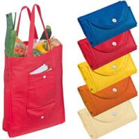 Foldbare muleposer -bæreposer med logo