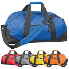 Fritidstaske - sportstaske - stor rummelig rejsetaske