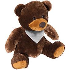 Bamse - plysbamser - teddybamser med tryk - 20 cm - Far