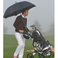 Golfparaply - XXL paraply -stormsikring og automatisk åbning