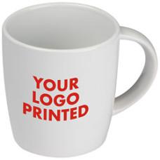 kaffekrus  med logo - keramikkrus