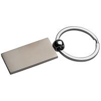 Metal nøgleringe - med flot graveret logo