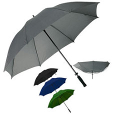 Paraply - golfparaply  XXL - stormsafe og automatisk åbning