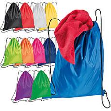 Skopose - minirygsæk - sportspose - rygpose - smarte farver