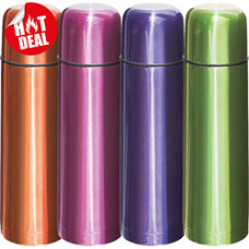 Termoflaske - med logo - Hot Deal Tilbud
