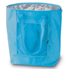 Køletaske med tryk - foldbar taske - fylder kun lidt