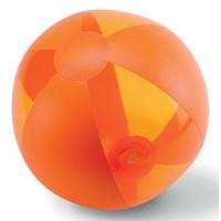 Badebold - strandbolde med logo