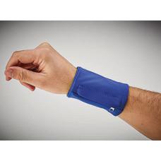 Armbånd med lomme - har lomme med lynlåslukning