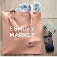 Shopper - økologisk indkøbsnet i GOTS certificeret bomuld