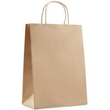 Papirsposer - bæreposer - natur eller hvid