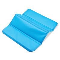 Siddehynde - med tryk - foldbar siddepude - fylder kun lidt