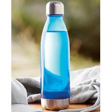 Drikkedunk med tryk - tritan vandflaske