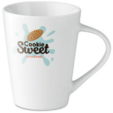 Kaffekrus  - logokrus - drikkekrus i porcelæn