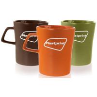 Kaffekrus - reklamekrus-  Forest  logokrus - stentøjskrus