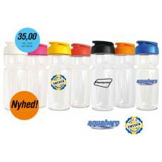 Drikkedunk - Office vandflaske -BESTSELLER Tritan vandflaske