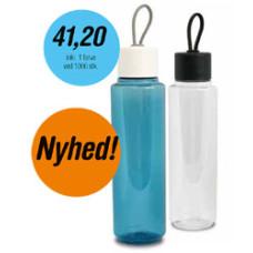 Drikkedunk - Classic vandflaske med logo