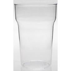Plastglas - Pint ølglas 56,8 cl