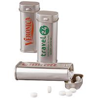Mintpastiller - i  smarte metaldåser