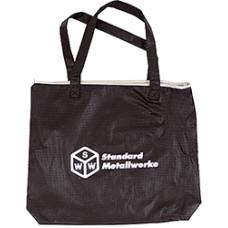 Mulepose  - shopper - indkøbsnet  - med lange stropper -