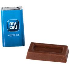 Kuvertchokolade  - fra 500 stk.