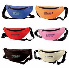 Bæltetaske - mavetaske - 6 farver