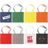 Bæreposer - Shopper - Indkøbspose - med lange stropper
