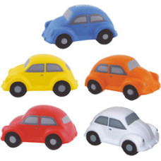 Anti stress bil - VW Beetle i 5 farver