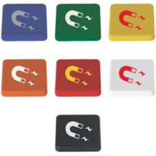 Magneter med logo - magneter i 2 størrelser