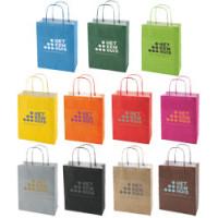 Papirsposer - med logo - 10 farver